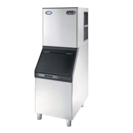 Foster F132 Ice Cuber with SB205 Bin | Eco Catering Equipment