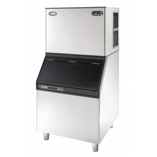 Foster F302 Ice Cuber with SB305 Bin | Eco Catering Equipment