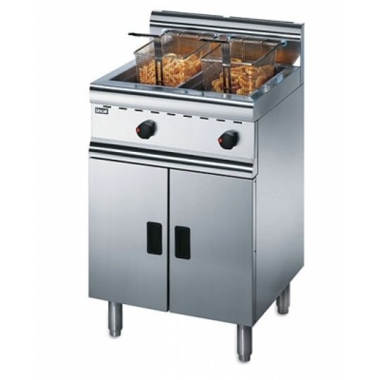 Lincat Gas Free Standing Fryer J10 Natural/Propane (Silverlink 600) | Eco Catering Equipment