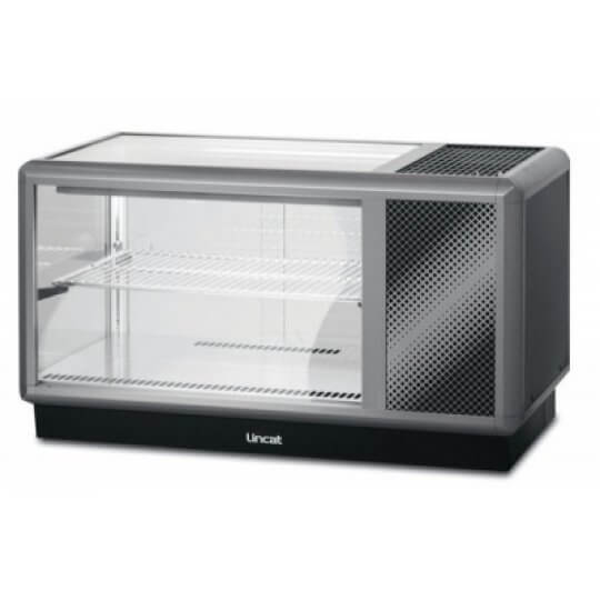 Lincat D5R/100B Rectangular Front Refrigerated Merchandiser | Eco Catering Equipment