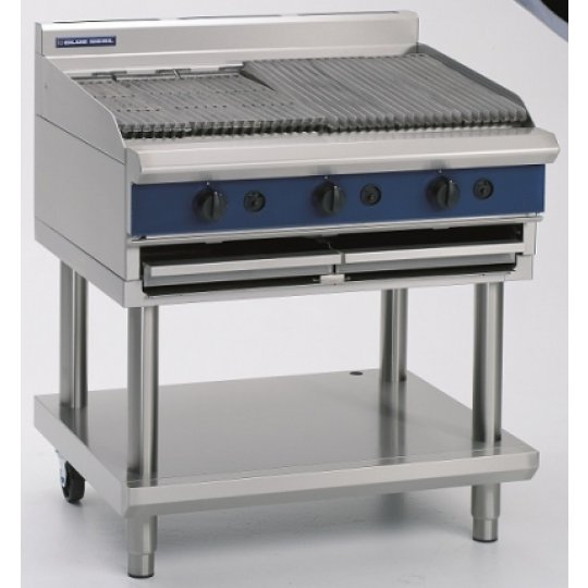 Blue Seal G596-LS Gas Chargrill | Eco Catering Equipment