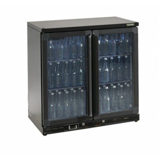 Gamko MG2/250G Double Door Bottle Cooler | Eco Catering Equipment