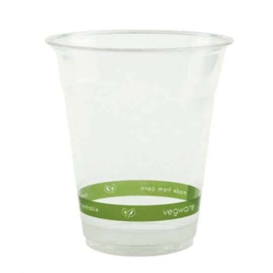 Vegware Compostable PLA Cold Cups - 12oz