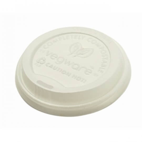 Vegware Compostable Hot Cup Lids