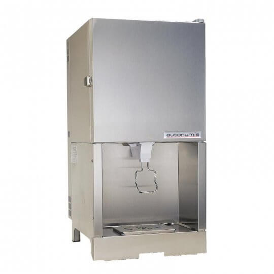 Autonumis 10 Litre Bag-In-Box Dispenser (Stainless Steel) | Eco Catering Equipment