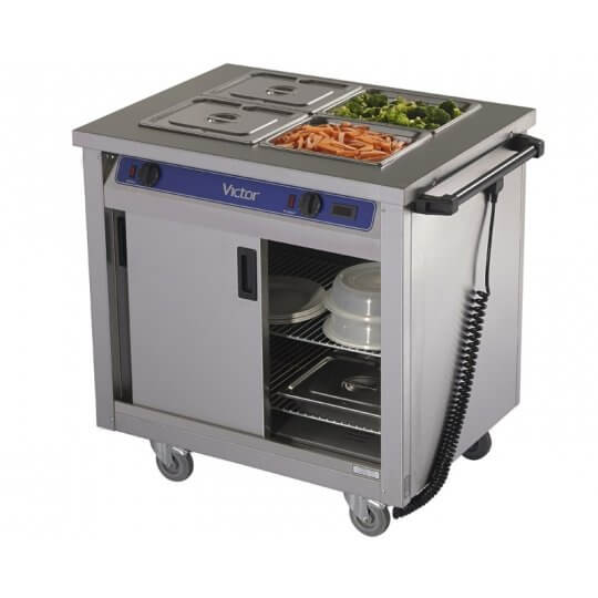 Victor BM20MS Bains Marie Hot Cupboard
