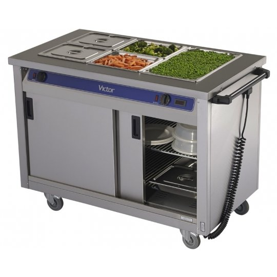 Victor BM30MS Bains Marie Hot Cupboard