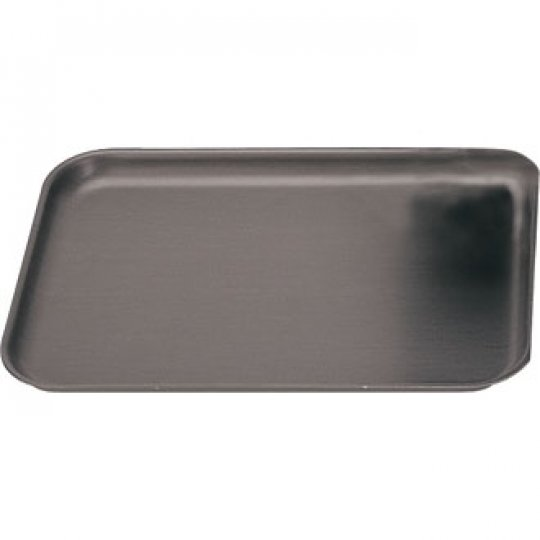 Vogue Anodised Aluminium Baking Tray - 370mm