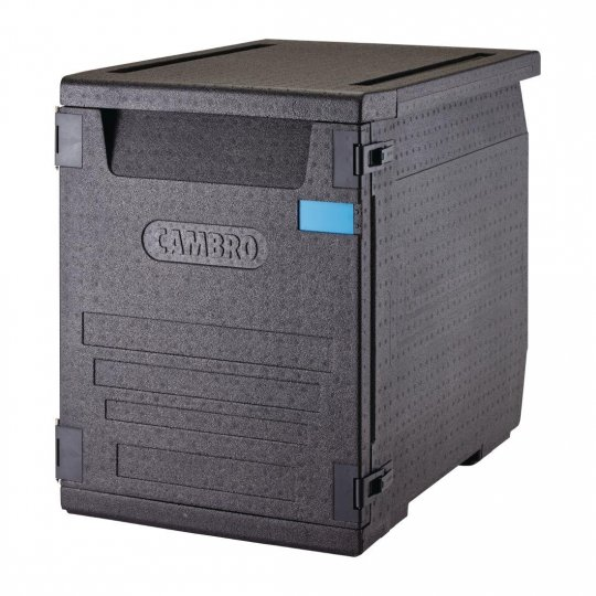 Cambro Insulated Front Loading 126 Litre Food Pan Carrier with 6 Rails
