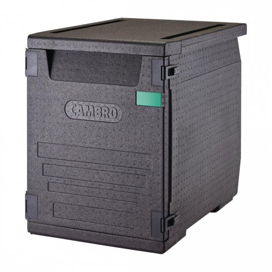 Cambro Insulated Front Loading 126 Litre Food Pan Carrier with 9 Rails