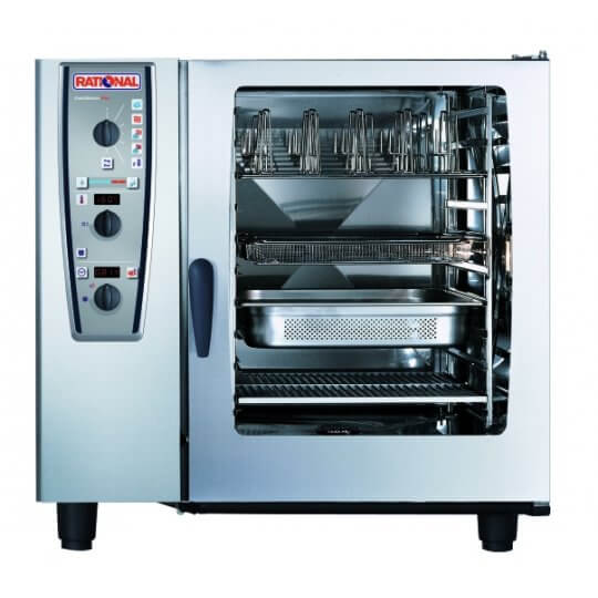 Rational CM102G CombiMaster Plus Gas Combi Oven | Eco Catering Equipment