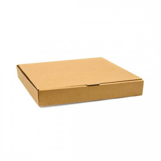 Fiesta Green Compostable Plain Pizza Boxes