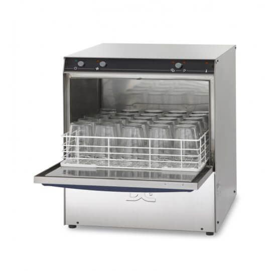 DC SXG50 500mm Basket Glasswasher (Open) | Eco Catering Equipment