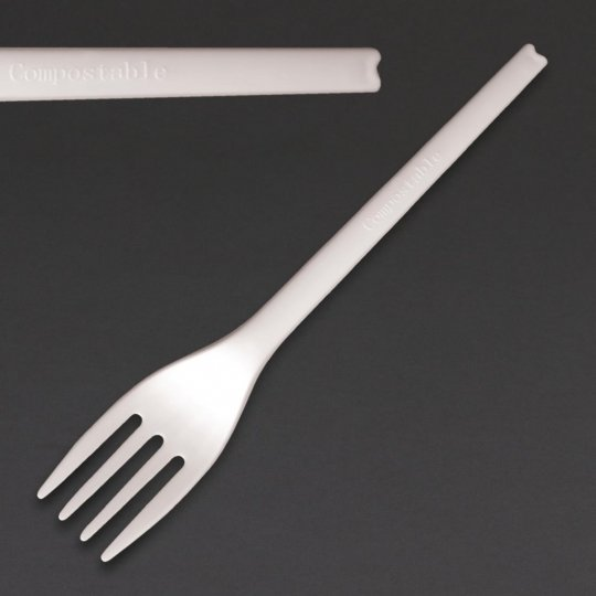 Fiesta Green Compostable CPLA Forks