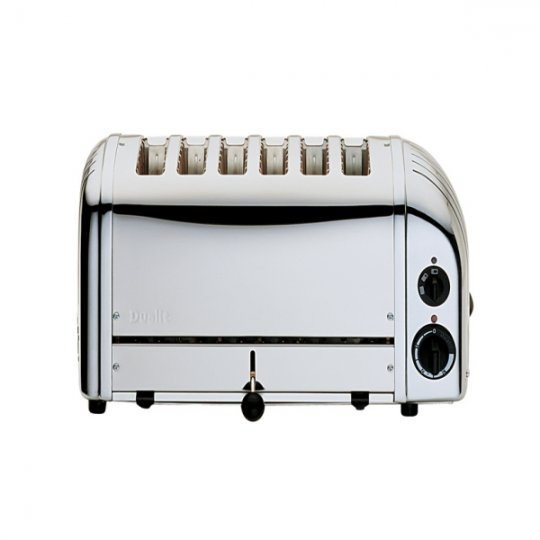 Dualit 6 Slot Toaster | Eco Catering Equipment