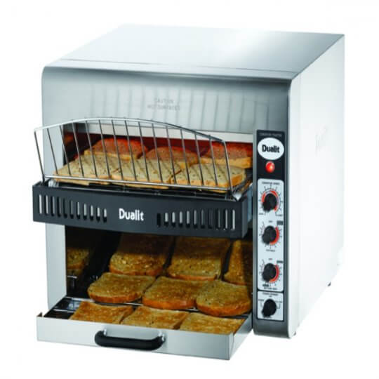 Dualit DCT3 Conveyor Toaster | Eco Catering Equipment