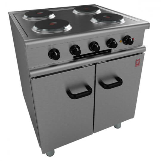 Falcon E350/30 Electric 4 Hot Plate | Eco Catering Equipment
