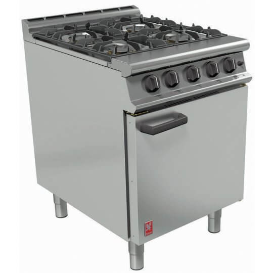 Falcon G3161 4 Burner Gas Range | Eco Catering Equipment