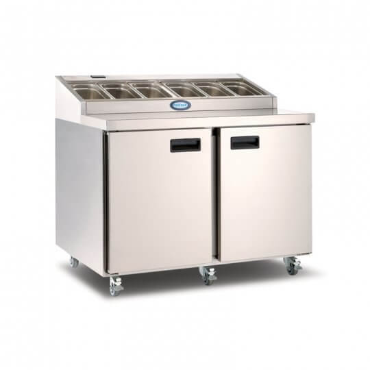 Foster FPS2HR Prep Station | Eco Catering Equipment