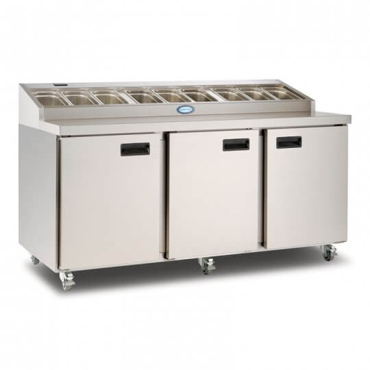 Foster FPS3HR Prep Station | Eco Catering Equipment