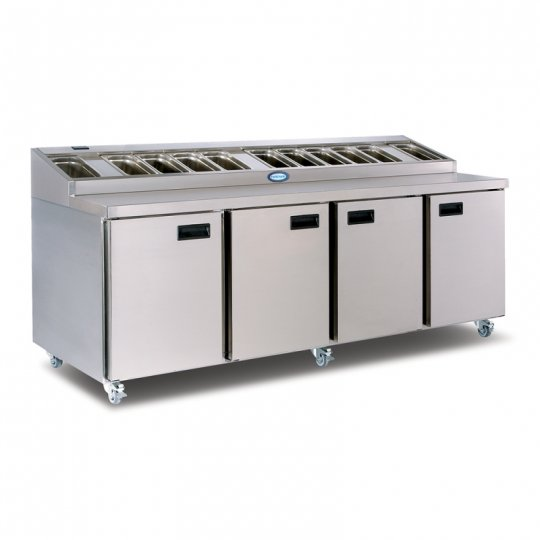 Foster FPS4HR Prep Station | Eco Catering Equipment