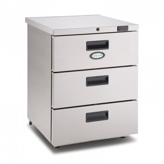 Foster HR150D Undercounter Refrigerator with Drawers | Eco Catering Equipment