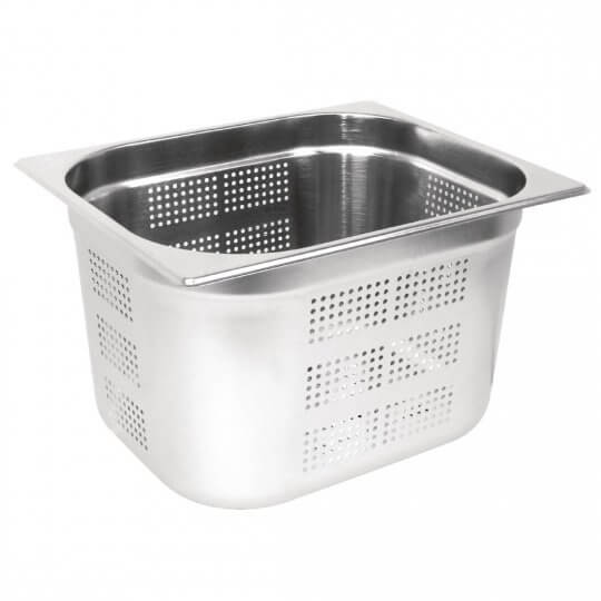 Vogue 1/2 Perforated Gastronorm Pan