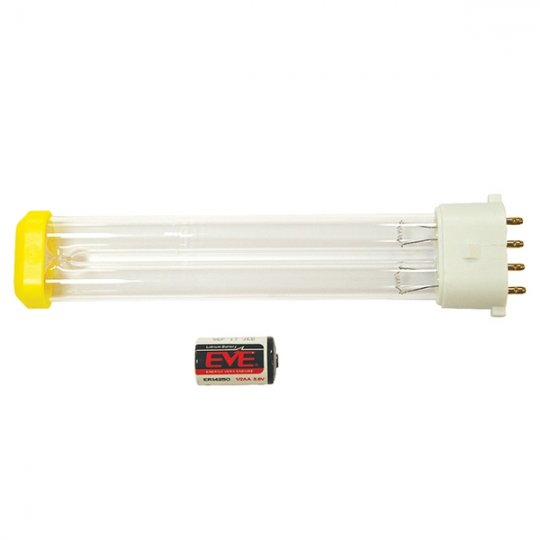 Mechline HyGenikx HGX-10-S Replacement Yellow Lamp and Battery Kit