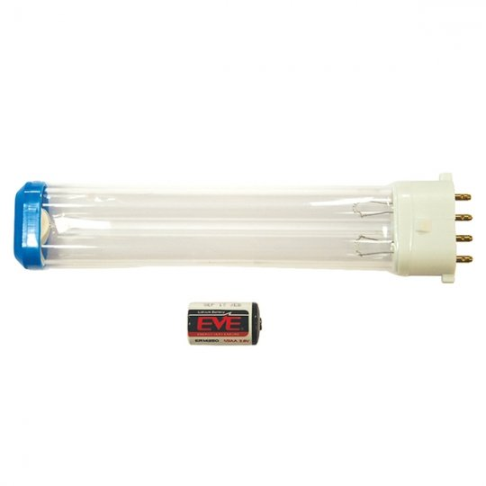 Mechline HyGenikx HGX-20-F Replacement Blue Lamp and Battery Kit