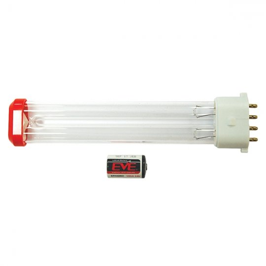 Mechline HyGenikx HGX-30-S Replacement Red Lamp and Battery Kit