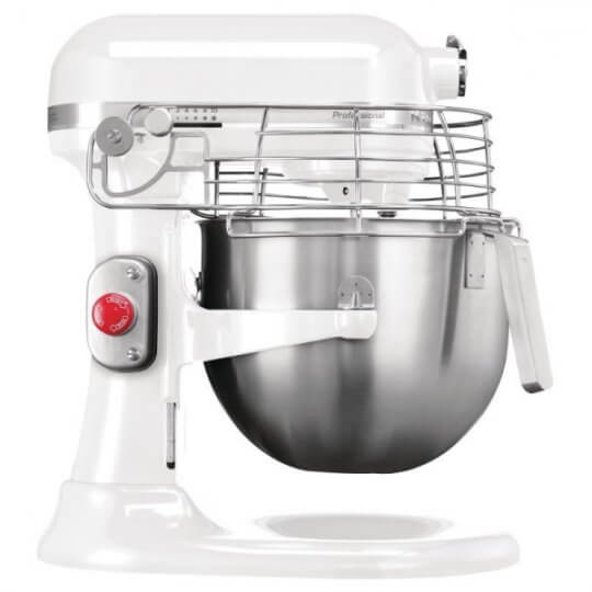 KitchenAid CB575 White Heavy Duty Mixer | Eco Catering Equipment