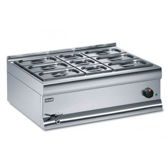 Lincat Electric Bains Marie BM7CW - Silverlink 600 | Eco Catering Equipment