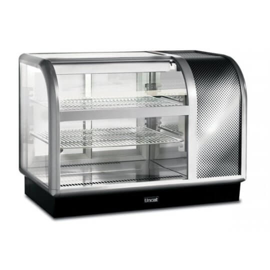 Lincat C6R/105BR Curved Front Refrigerated Merchandiser | Eco Catering Equipment