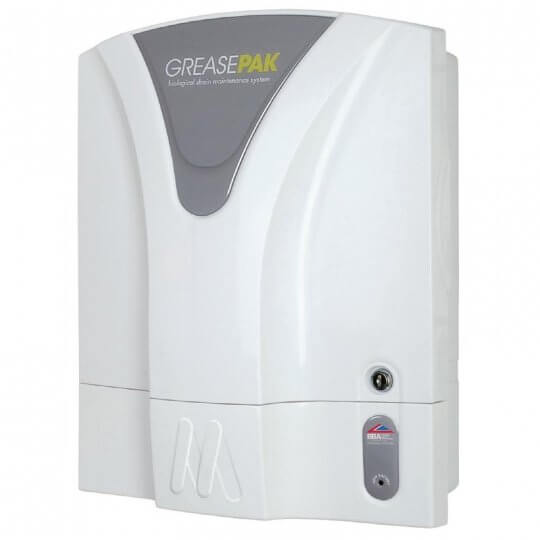 Mechline GreasePak Drain Maintenance System | Eco Catering Equipment