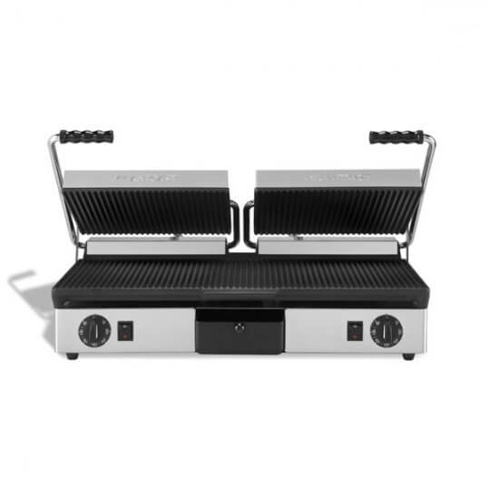Maestrowave MEMT16050X Panini Grill | Eco Catering Equipment