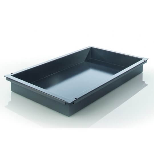 Rational Granite-Enameled Container