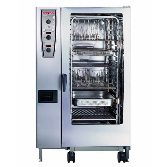 Rational CM202G CombiMaster Plus Combi Oven | Eco Catering Equipment