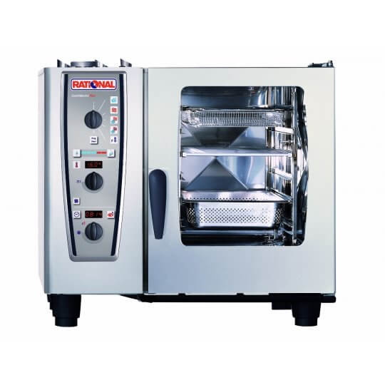 Rational CM061G CombiMaster Plus Combi Oven | Eco Catering Equipment