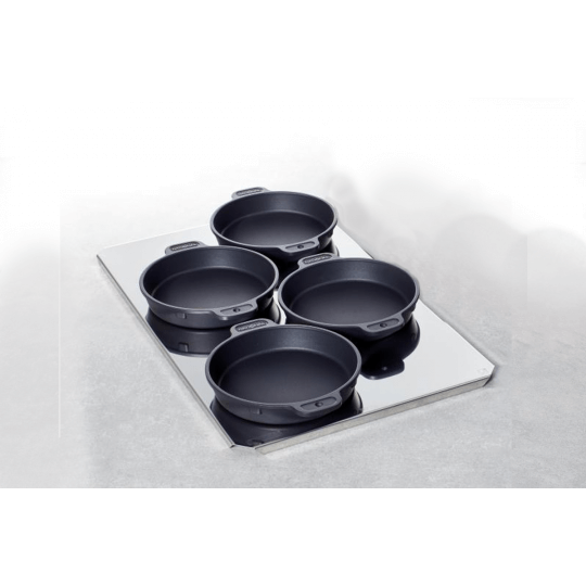 Rational Small Roasting and Baking Pan Set-16cm Diameter