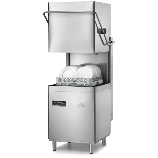 Direct Catering / DC SD900 Hood Dishwasher - Standard Range (Open) | Eco Catering Equipment