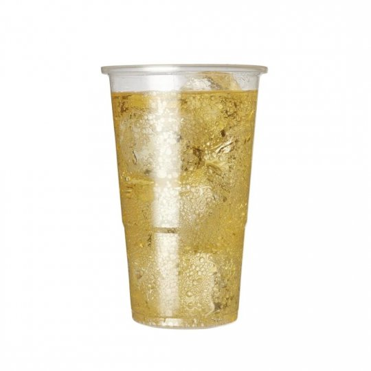 eGreen Recyclable Lined and CE Marked Half Pint Glasses - 10oz