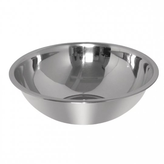 Vogue Stainless Steel Mixing Bowl - 2.2 Litre