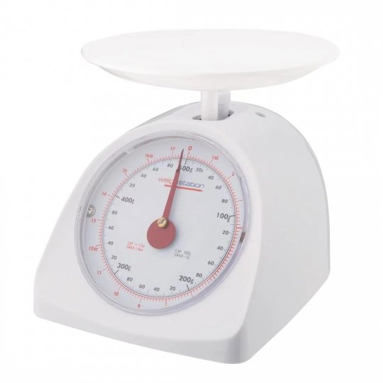Weightstation Dial Kitchen Scale - 0.5kg