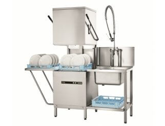 Hobart Ecomax H602S In-Built Softener | Eco Catering Equipment