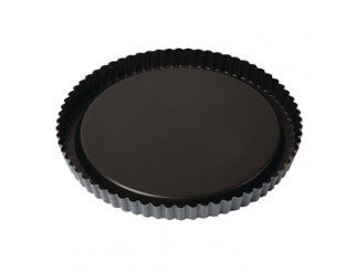 Matfer Non-Stick Flan Tin - 250mm (Ø)