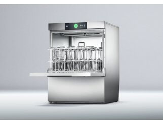 Hobart PREMAX GPS-10A Glasswasher with In-Built Softener   Eco Catering Equipment