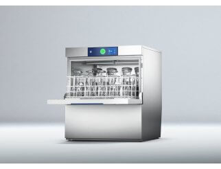 Hobart PROFI GXCS-11A Glasswasher with In-built Softener   Eco Catering Equipment