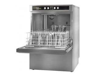 Hobart Ecomax Plus G403S Glasswasher - Inbuilt Softener (Open) | Eco Catering Equipment