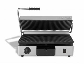 Maestrowave MEMT16030XNS Panini Grill | Eco Catering Equipment