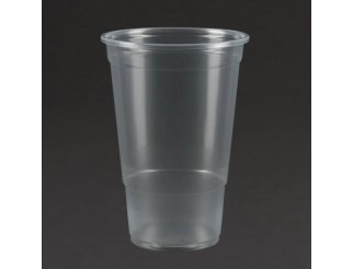 eGreen Recyclable CE Marked Pint Glasses - 20oz